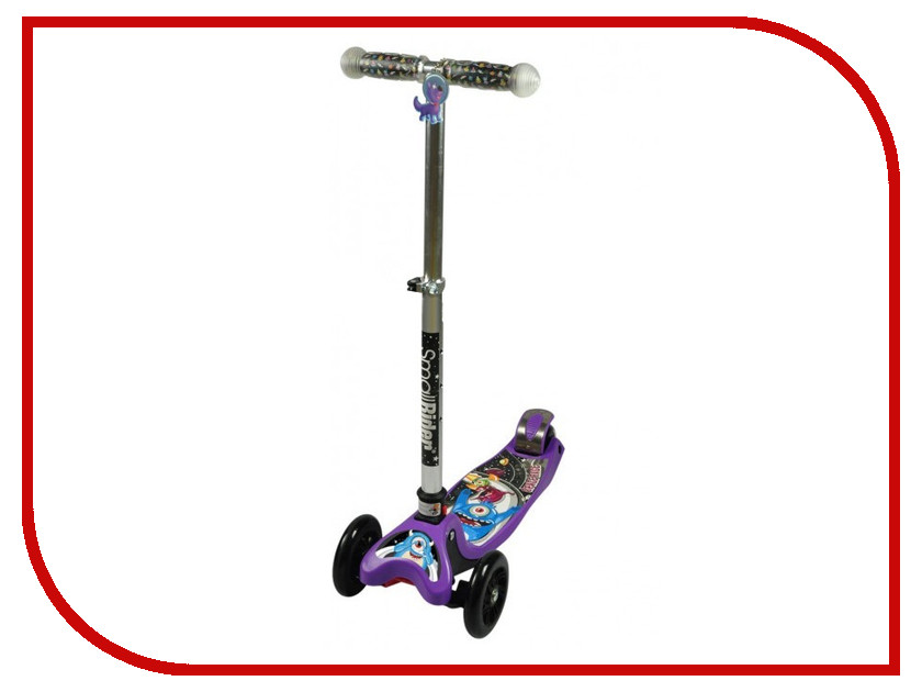 Самокат Small Rider Space Race Maxi Purple my space mm5080004