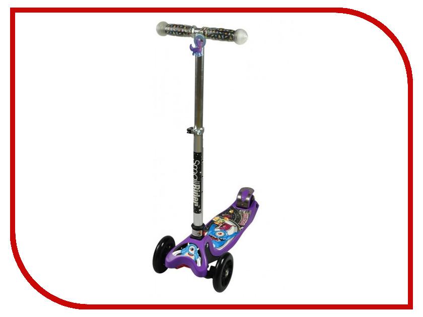Самокат Small Rider Space Race Maxi Purple space race