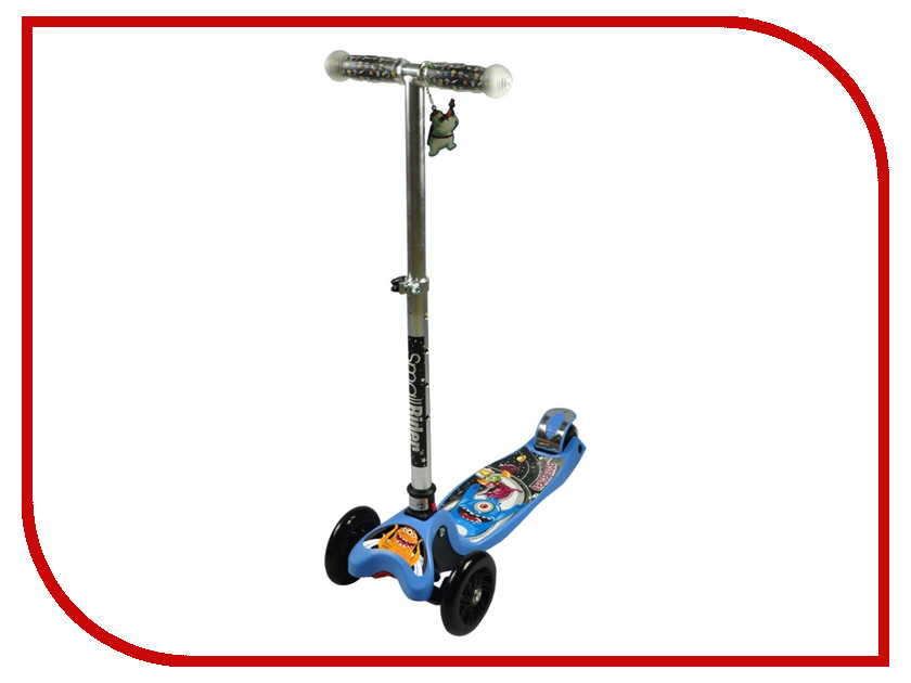 Самокат Small Rider Space Race Maxi Sky Blue space race