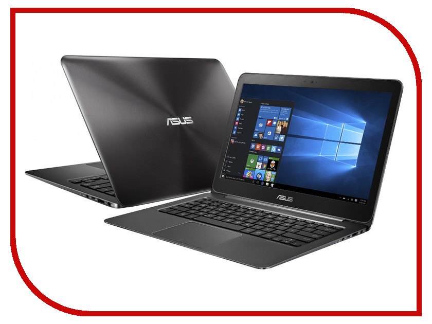 Ноутбук ASUS Zenbook UX305U 90NB0AB1-M02330 Intel Core i7-6500U 2.5 GHz/8192Mb/512Gb SSD/No ODD/Intel HD Graphics/Wi-Fi/Bluetooth/Cam/13.3/3200x1800/Windows 10 64-bit<br>