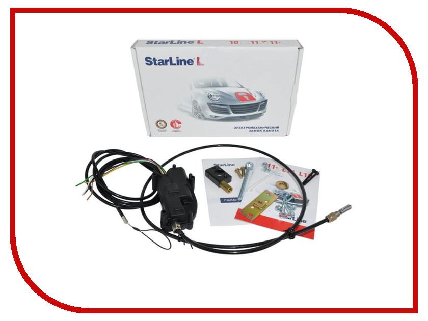 Блокиратор капота StarLine L11 сигнализация starline a63