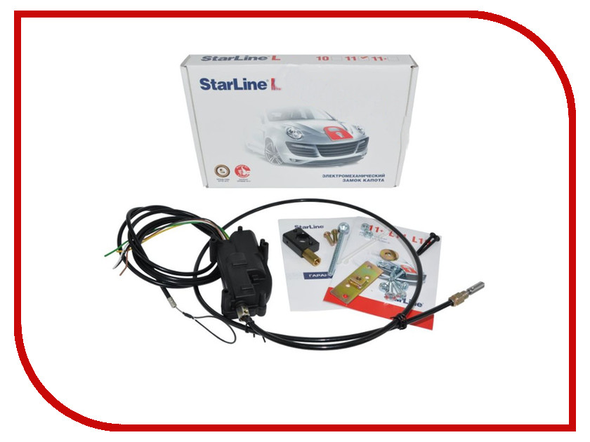Блокиратор капота StarLine L11 трекер starline m17