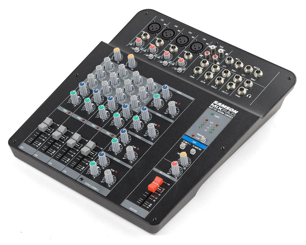 Пульт Samson MixPad MXP124<br>
