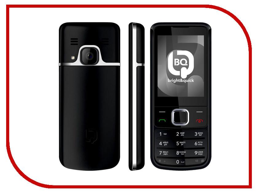 Сотовый телефон BQ BQM-2267 Nokianvirta Black телефон bq bqm 2403 orlando ii black