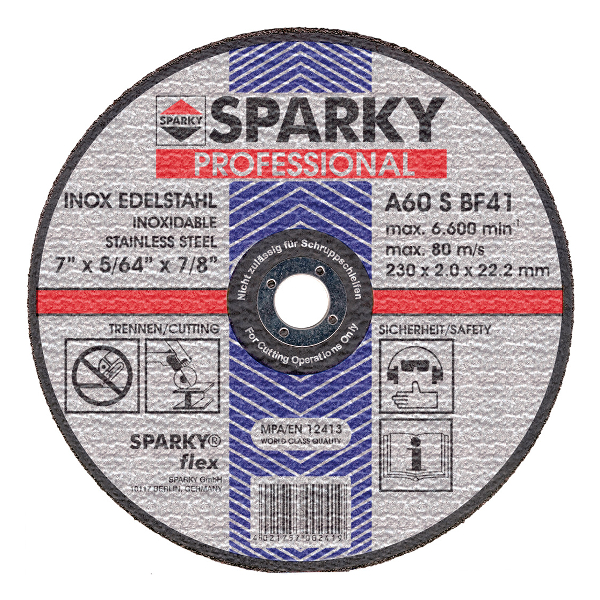 Диск Sparky A60 S BF41 190920 (10 шт)<br>