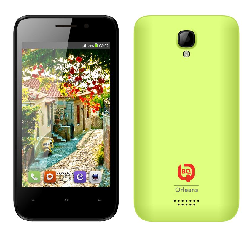 Сотовый телефон Maxvi J8 Green