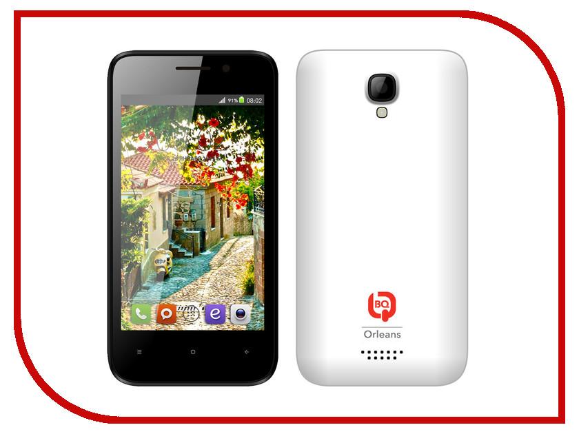 Сотовый телефон BQ BQS-4009 Orleans White<br>