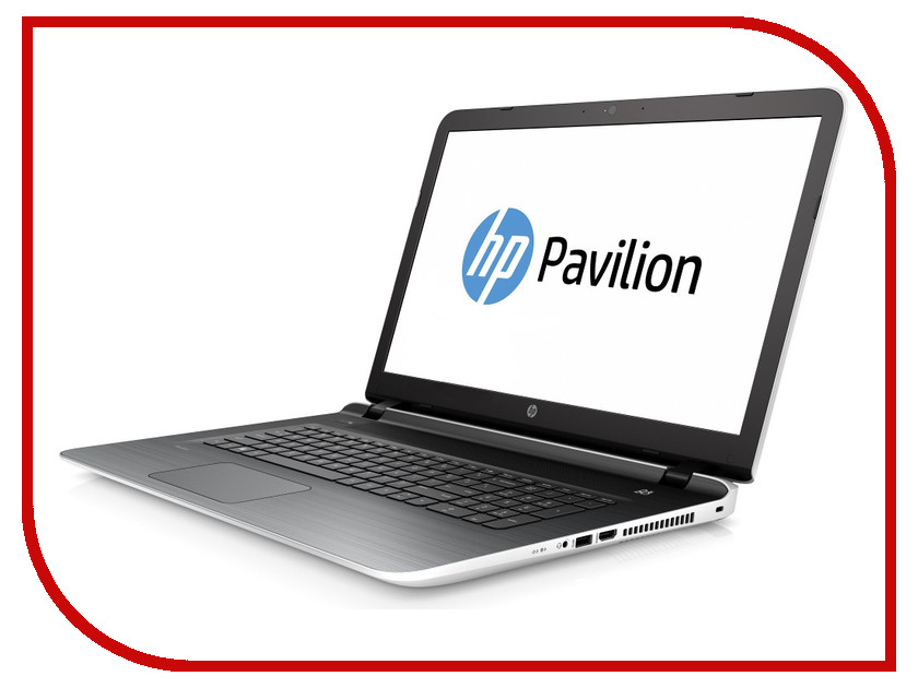 Ноутбук HP Pavilion 17-g158ur P0H19EA AMD A10-8700P 1.8 GHz/8192Mb/1000Gb + 8Gb SSD/DVD-RW/AMD Radeon R7 M360 2048Mb/Wi-Fi/Bluetooth/Cam/17.3/1600x900/Windows 10 64-bit<br>