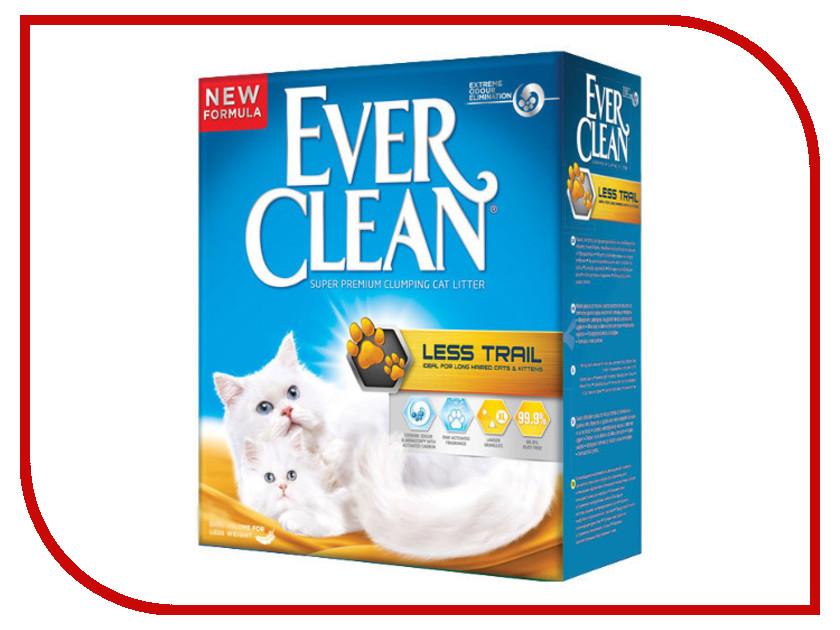 Наполнитель Ever Clean Less Trail 6L 59689<br>