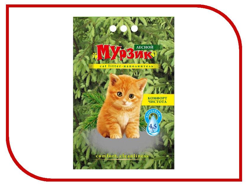 Наполнитель Мурзик Лесной 4л 43784 Green