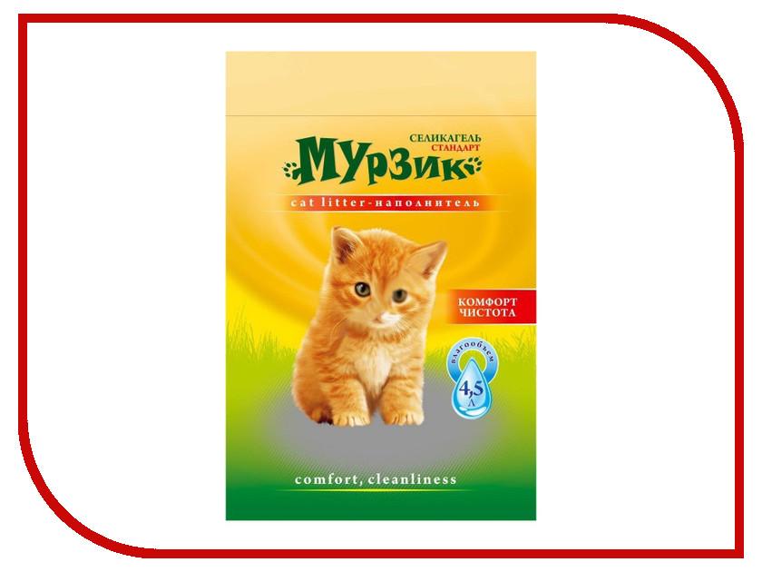 Наполнитель Мурзик Стандарт Yellow 43782