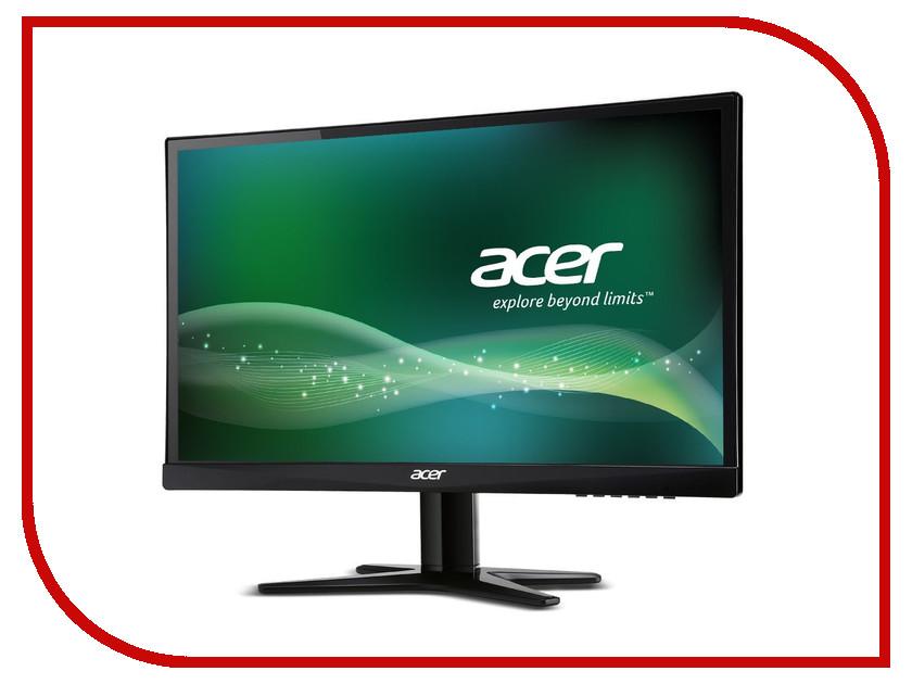 Монитор Acer G227HQLAbid Black