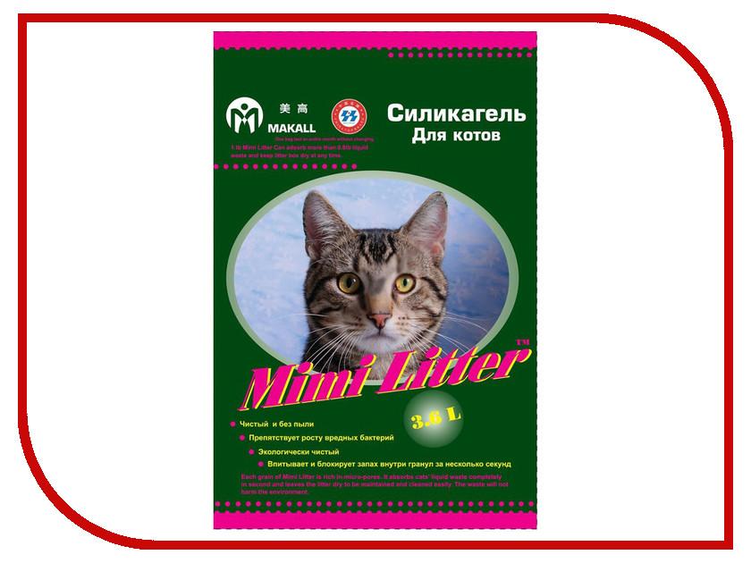 Наполнитель Mimi Litter 1.8kg 54787 Green