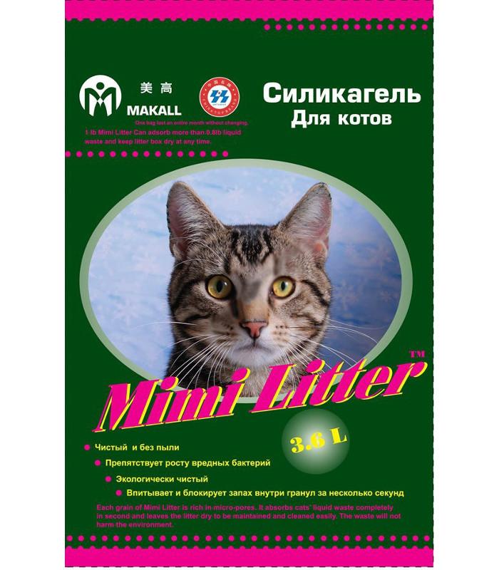 Наполнитель Mimi Litter 1.8kg 54787 Green<br>