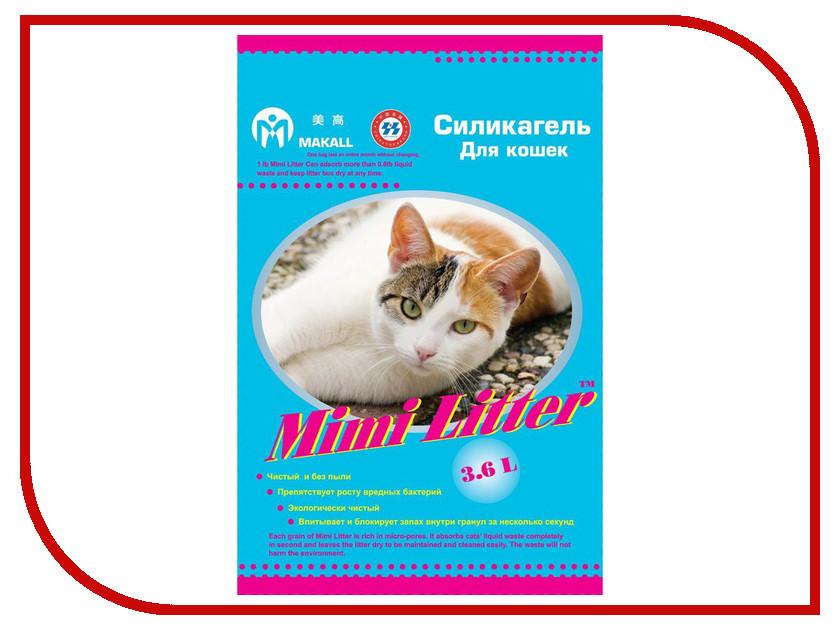 Наполнитель Mimi Litter 1.81kg 54784 Blue<br>