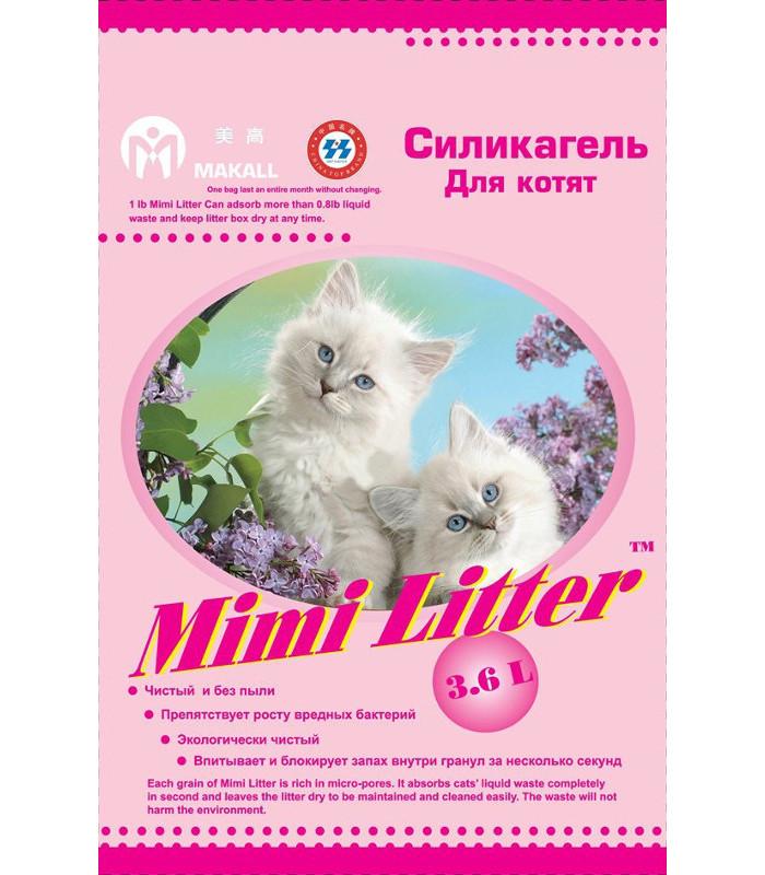 Наполнитель Mimi Litter 3.6kg 54783 Pink<br>
