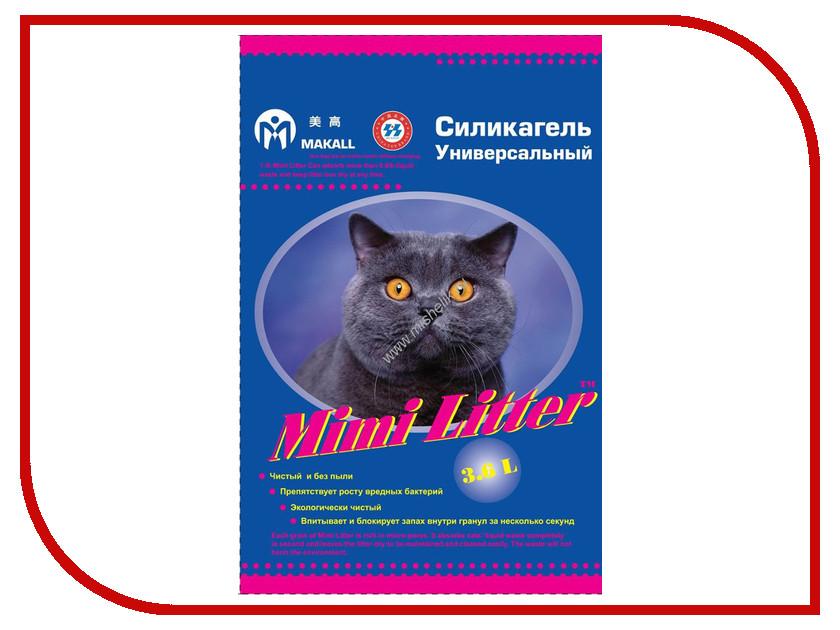 Наполнитель Mimi Litter Универсальный 3.6kg 54781<br>