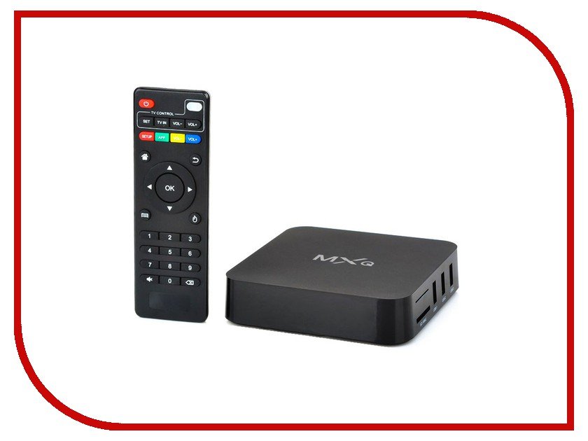 Медиаплеер Palmexx MXQ TV Box PX/PC MXQ TVBox<br>