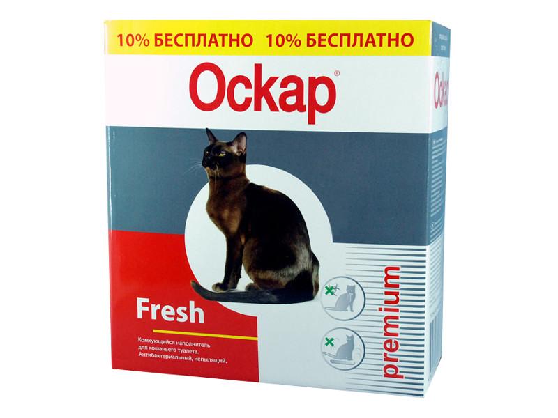 Наполнитель Оскар Fresh 5kg 59400<br>