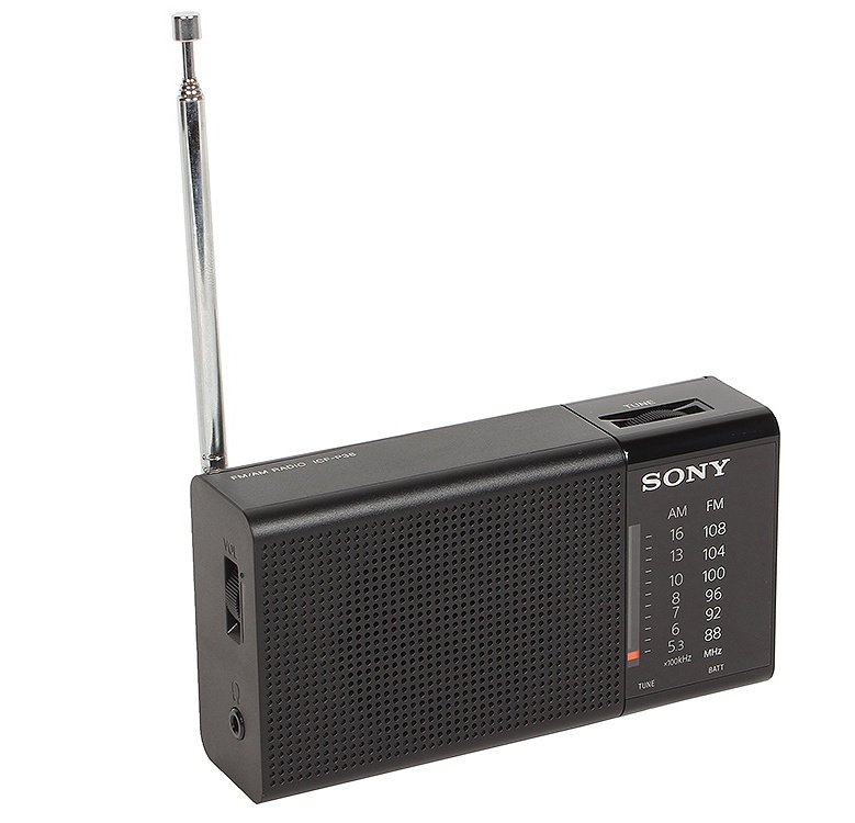 Радиоприемник Sony ICF-P36