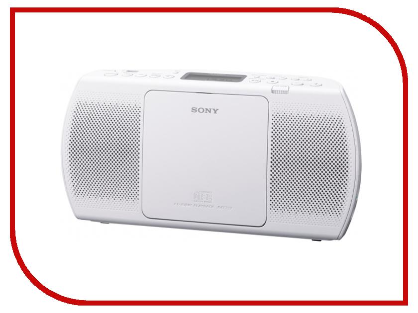 CD-проигрыватель Sony ZS-PE40CPW White<br>