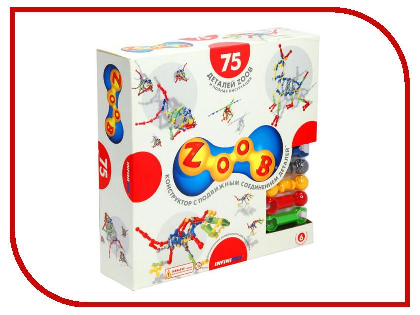 Игрушка Zoob 11075 75 деталей<br>