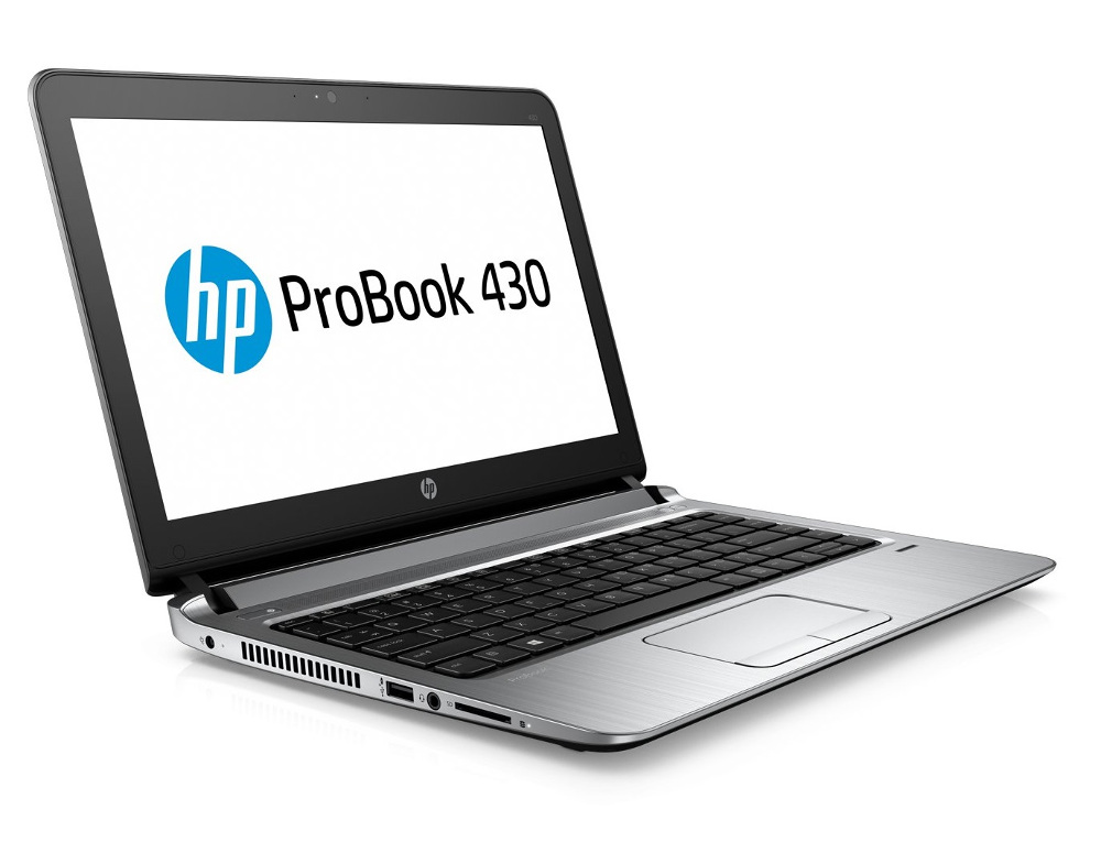 Ноутбук HP ProBook 430 G3 T6N95EA Intel Core i3-6100U 2.3 GHz/4096Mb/1000Gb/No ODD/Intel HD Graphics/Wi-Fi/Bluetooth/Cam/13.3/1366x768/Windows 7 64-bit<br>