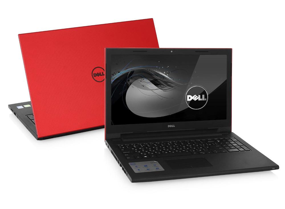 Ноутбук Dell Inspiron 3543 Red 3543-9763 Intel Core i5-5200U 2.2 GHz/4096Mb/500Gb/DVD-RW/nVidia GeForce 920M 2048Mb/Wi-Fi/Bluetooth/Cam/15.6/1366x768/Linux