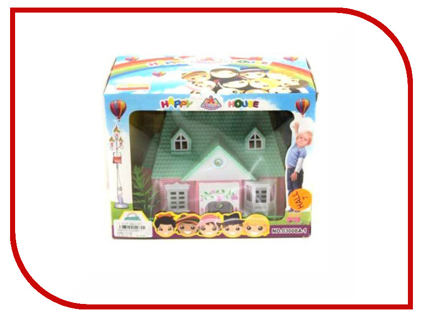 Игра Shantou Gepai Happy House 03008A-1