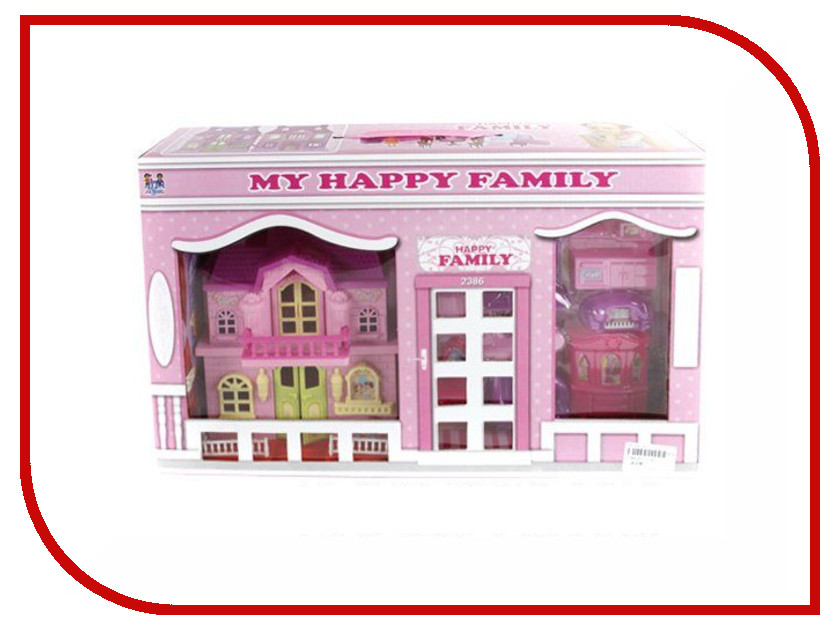 Игра Shantou Gepai My happy family 224