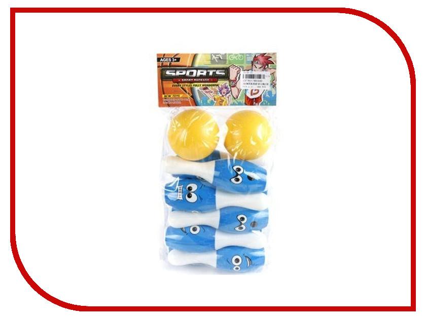 Игра спортивная Shantou Gepai Набор для игры в боулинг 8816AD<br>