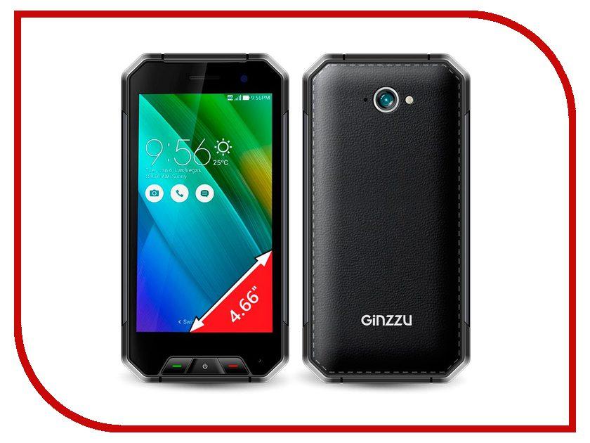 Сотовый телефон Ginzzu RS95 DUAL Black сотовый телефон ginzzu s5050 black
