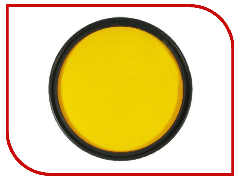 Светофильтр B+W 022M YELLOW 2x 72mm (45922)<br>