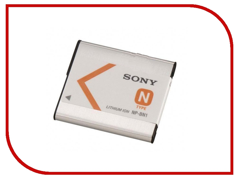 Аккумулятор Sony NP-BN1 sony np bg1 battery