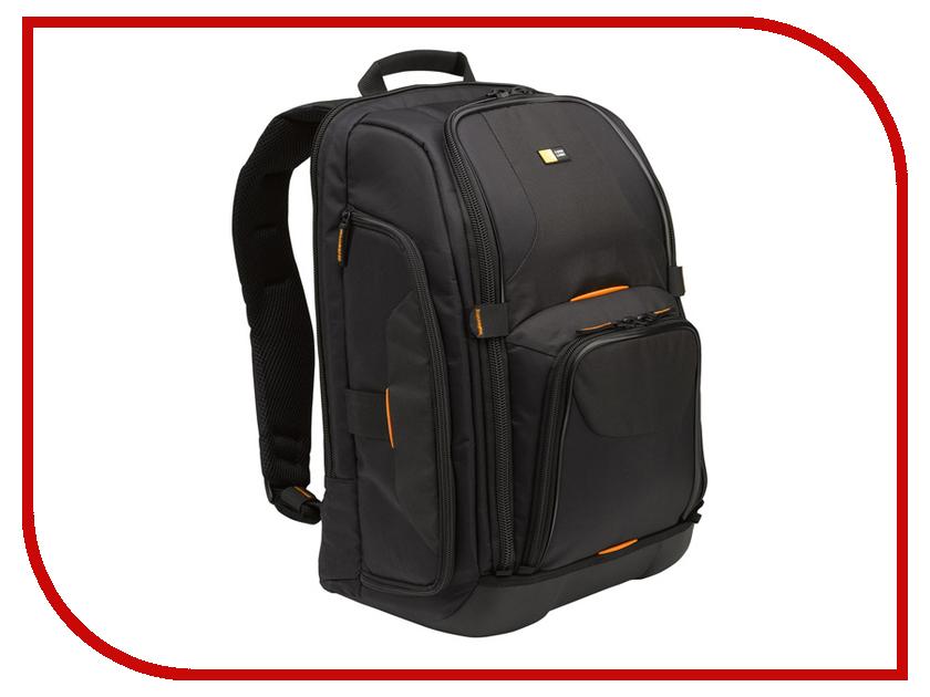 Case Logic SLRC-206 Black аксессуар case logic dhs 101k black