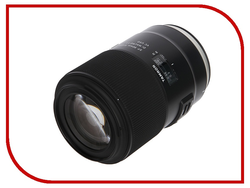 Объектив Tamron Canon SP 90mm F/2.8 MACRO VC<br>