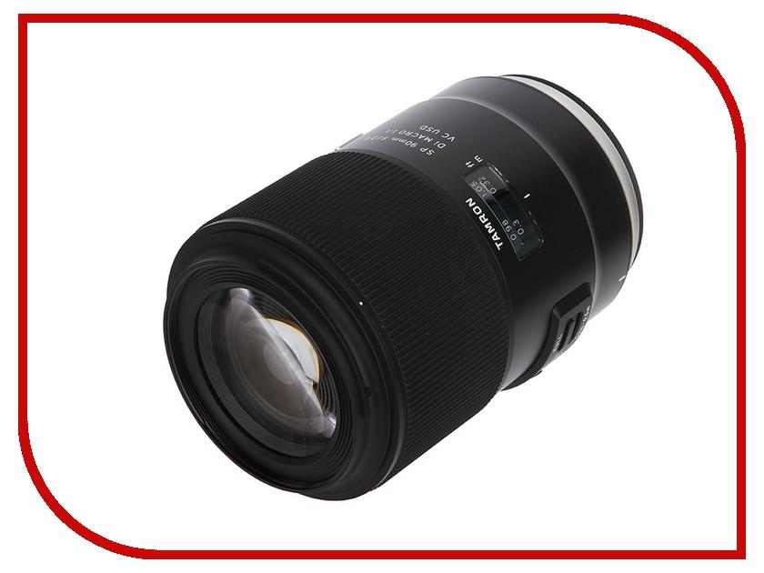 Фото - Объектив Tamron Nikon SP 90mm F/2.8 MACRO VC sy16 black professional waterproof outdoor bag backpack dslr slr camera bag case for nikon canon sony pentax fuji
