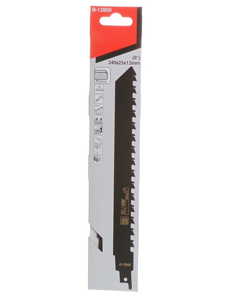 Полотно Makita B-12809 по фиброцементу/кирпичу/пористому бетону, 240мм, шаг зуба 12.7мм, 1шт