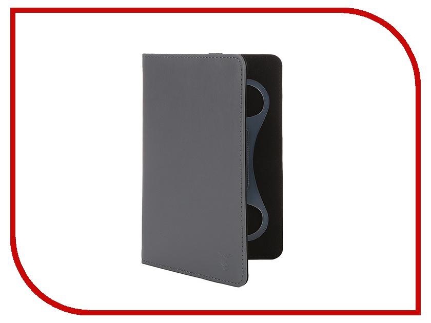 Аксессуар Чехол 7-inch Vivacase Mini Grey VUC-CMN07-gr