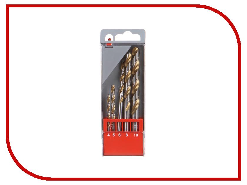 Сверло Makita HSS-TiN по металлу 5шт D-30514 makita hss d 09874 12 5x151mm