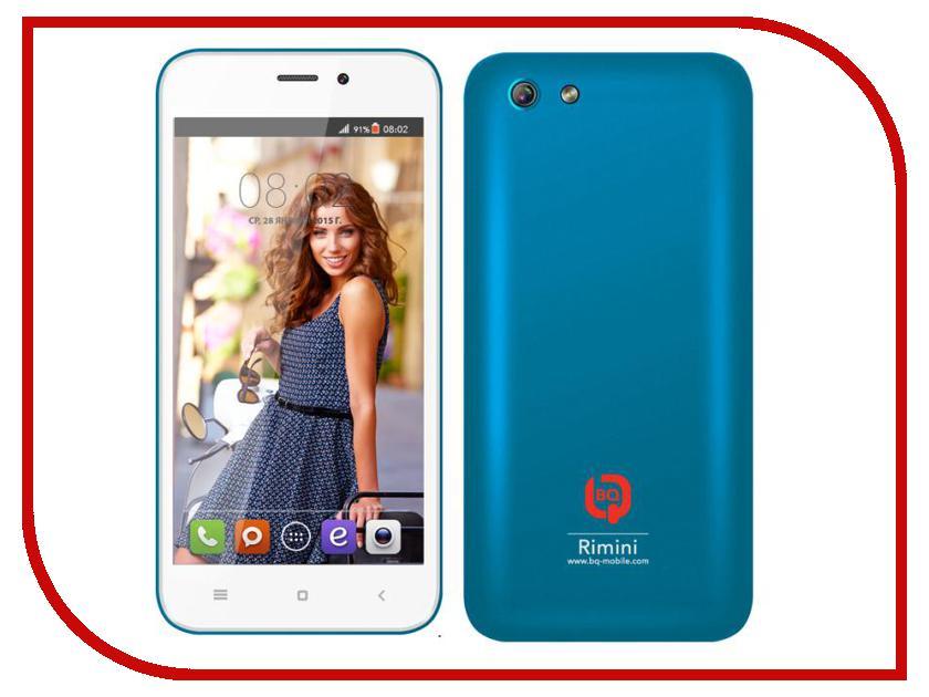 Сотовый телефон BQ BQS-5007 Rimini White-Blue