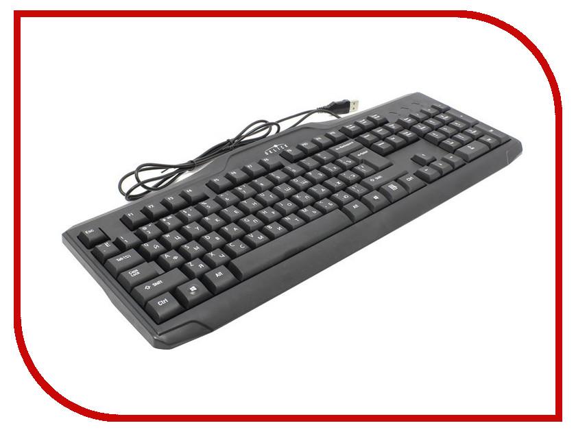 Клавиатура Oklick 170 M Black USB<br>
