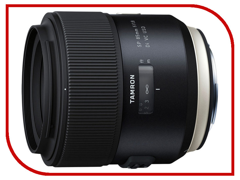 Объектив Tamron Canon SP 85 mm F/1.8 Di VC USD<br>