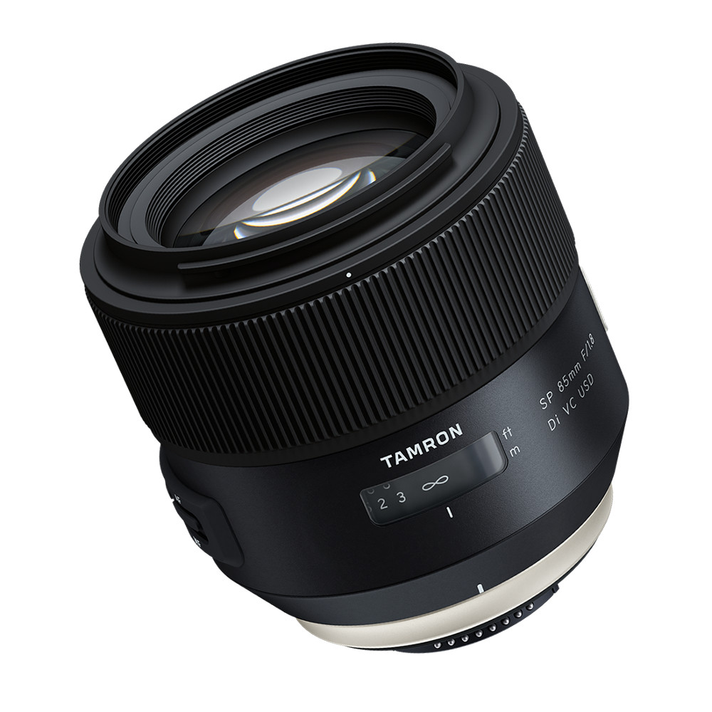 Объектив Tamron Nikon SP 85 mm F/1.8 Di VC USD