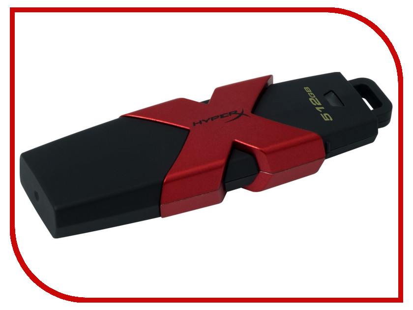 все цены на USB Flash Drive 512Gb - Kingston HyperX Savage HXS3/512GB