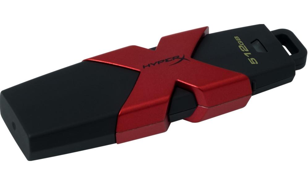USB Flash Drive 512Gb - Kingston HyperX Savage HXS3/512GB
