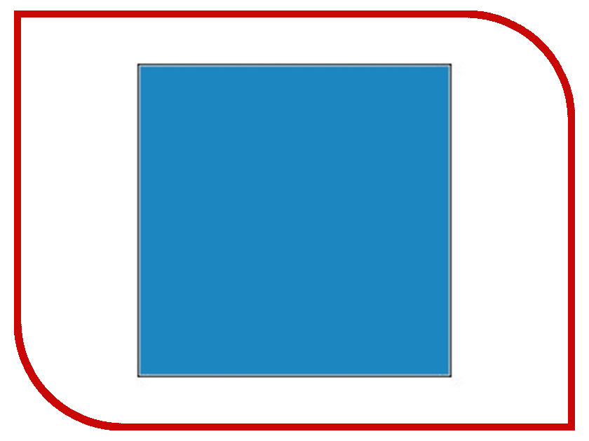 Фон ПРОФЕССИОНАЛ 1202-1008 1.0x1.4m Blue PF1202-1008<br>