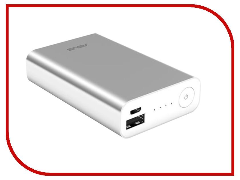 Аккумулятор ASUS ZenPower 10050mAh Silver 90AC00P0-BBT027 / 90AC00P0-BBT002 мобильный аккумулятор asus zenpower abtu011 li ion 10050mah 2 4a золотистый 2xusb