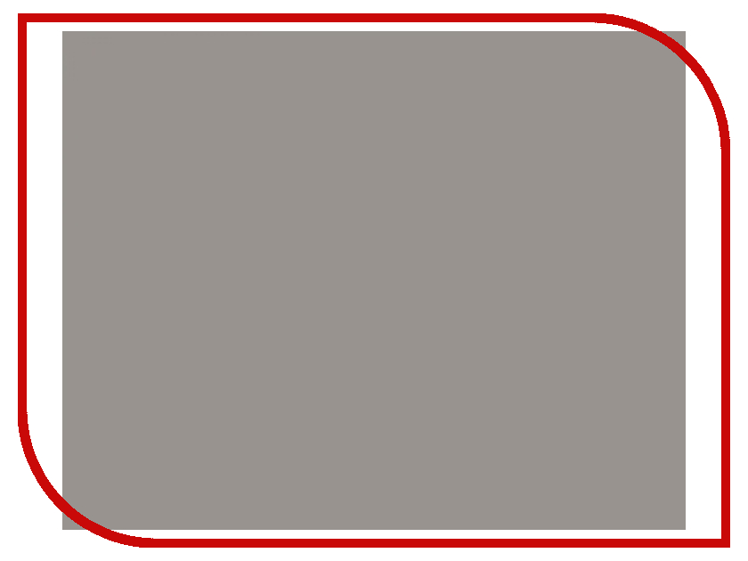 Фон ПРОФЕССИОНАЛ 1203-3012 3.0x6.0m Grey PF1203-3012