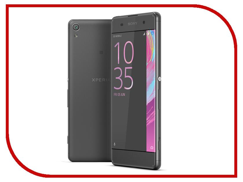 Сотовый телефон Sony F3111 Xperia XA Graphite Black сотовый телефон acer liquid zest z525 black
